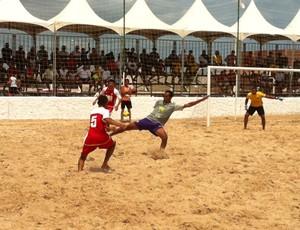 Galinhos e Guamaré decidem Circuito RN de Beach Soccer (Foto: Divulgação)