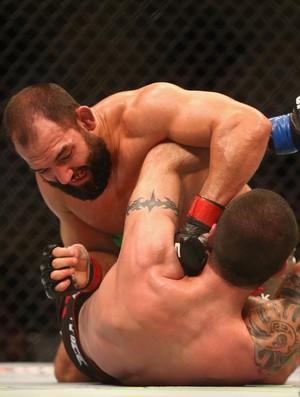 Johny Hendricks Matt Brown UFC 185 (Foto: Getty Images)