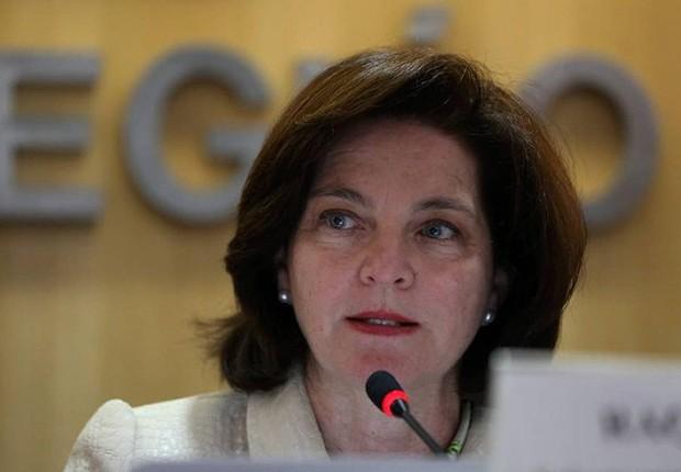 Raquel Dodge vai substituir Rodrigo Janot à frente da Procuradoria-Geral da República (PGR) (Foto: Custódio Coimbra/Agência O Globo)