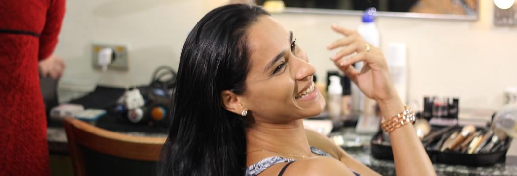 Meninas do vôlei feminino participam de ensaio fotográfico (Bruno Nunes / Adidas)