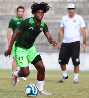 William Barbio Santa Cruz (Foto: Marlon Costa/Pernambuco Press)