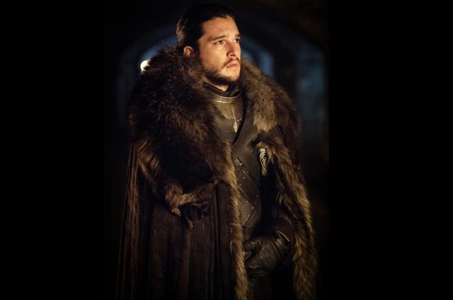 Kit Harington em 'Game of Thrones' (Foto: Divulgação)