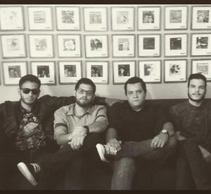 O quarteto vem Rondônia (Foto: Arquivo Pessoal)