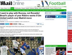 Éverton Ribeiro do Cruzeiro interessa ao Manchester United (Foto: Reprodução)