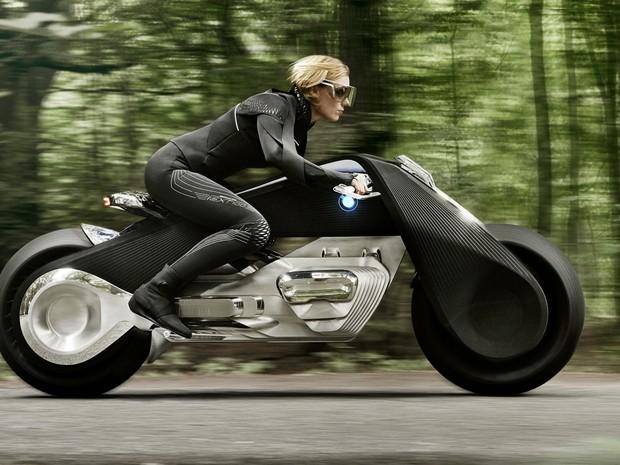 BMW Motorrad Vision Next 100 (Foto: Divulgação)
