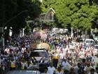 Círio de Nazaré mobiliza fiéis em duas romarias neste sábado, em Belém