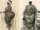 Sarah Baartman: a chocante história da africana que virou atração de circo
