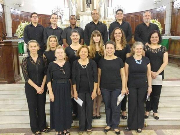 Coro Gregoriano Schola Cantorum Sancte Michael Archangele (Foto: Divulgação)