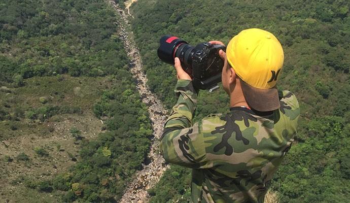 Não poderiamos deixar de registrar as belas paisagens da Serra da Canastra (Foto: Divulgação | Tô Indo)