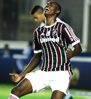 denilson fluminense x goias (Foto: Nelson Perez/Flickr Fluminense)