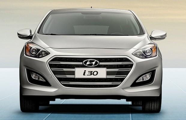 Hyundai i30 reestilizado (Foto: Divulgação)