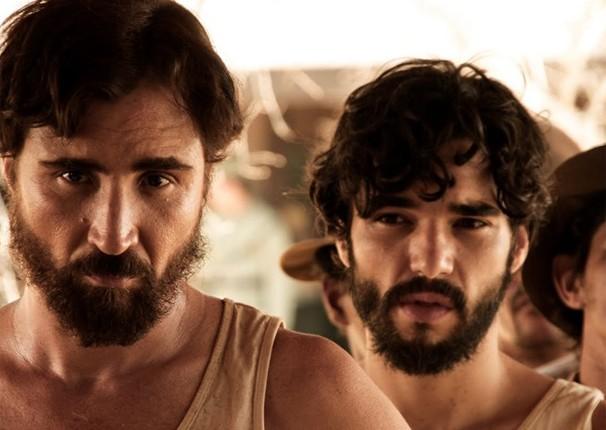 Irmãos decidem se alistar para  (Foto: Divulgação)