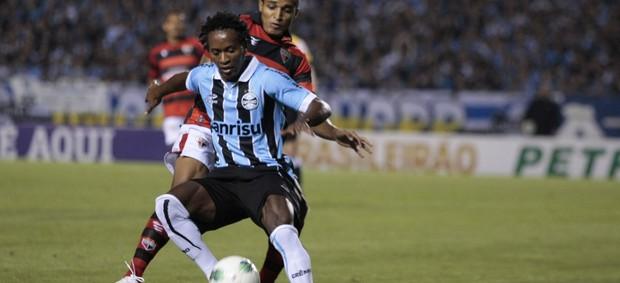 grêmio atlético-go zé roberto (Foto: Wesley Santos/PressDigital)
