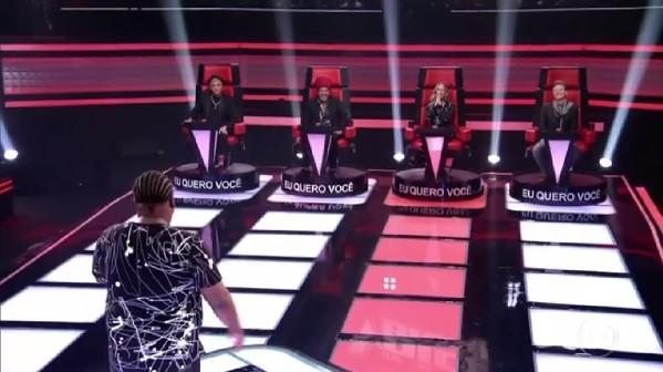 The Voice começa com melhor Ibope desde a estreia da temporada de 2013 (Foto: Reprodução/ TV Globo)