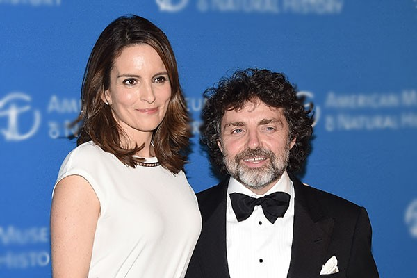 Tina Fey e Jeff Richmond (Foto: Getty Images)