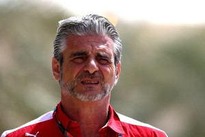 Maurizio Arrivabene, o homem por trás da renovação da Ferrari (Foto: Getty Images)