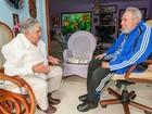 Após encontro, Mujica diz que Fidel está 'deteriorado'