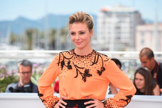 Jasmine Trinca no Festival de Cannes (Foto: Antony Jones/Getty Images)