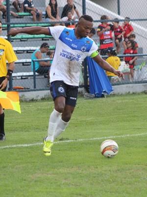 Flamengo-PI x Parnahyba - Fabiano (Foto: Renan Morais)