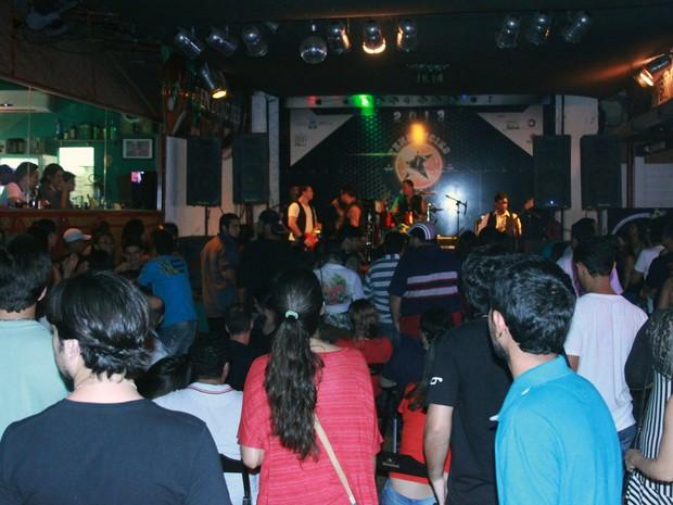 Carnarock será uma das atrações durante o carnaval em Palmas (Foto: Antõnio Gonçalves/Prefeitura de Palmas)