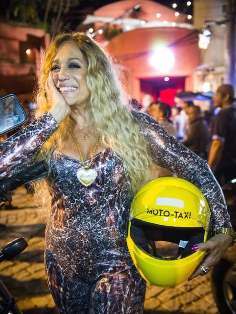 Susana Vieira em 'A regra do jogo' (Foto: João Miguel Júnior/TV Globo)