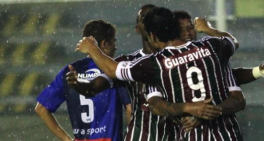 desequilíbrio (Nelson Perez/Fluminense FC)