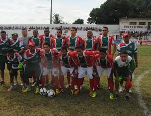 CSE venceu a primeira partida no Estadual (Foto: Jailson Colácio/Ascom Murici)