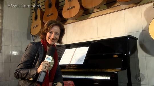 Instituto Anelo revela talentos através de aulas de música