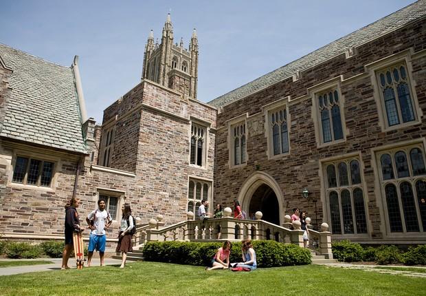 Universidade de Princeton (Foto: Divulgação)