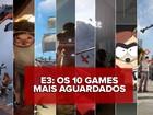 'Battlefield 1', 'Last Guardian'... Veja os 10 games mais esperados da E3 2016