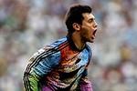 Sergio Goycochea goleiro Argentina 1990 (Foto: Getty Images)