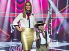 Ivete Sangalo sobre final do 'The Voice Kids': 'Thomas une coisas especiais'