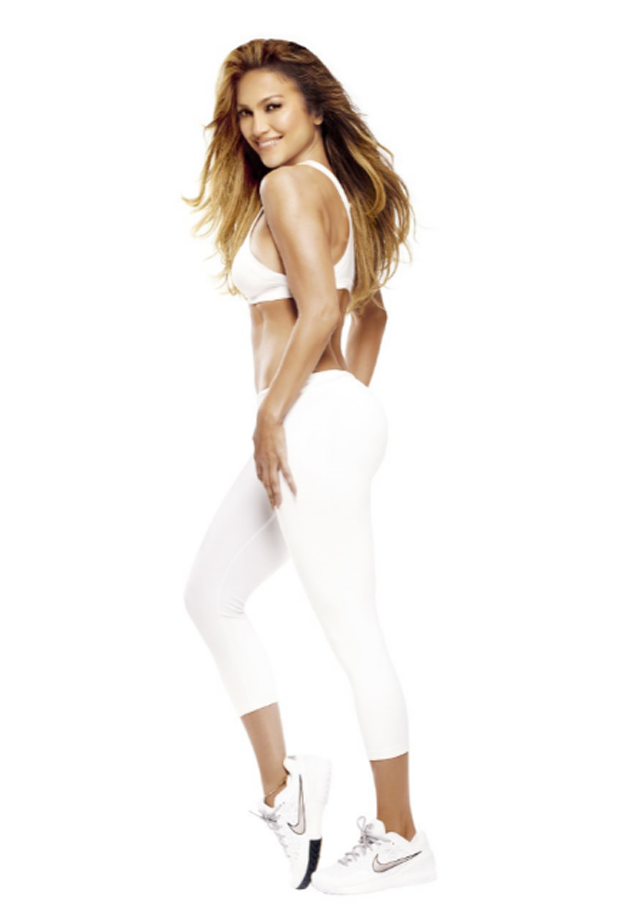 Jennifer Lopez (Foto: Reprodução/YourFitness)