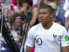 França e Dinamarca jogam para não correr riscos e empatam em 0 x 0