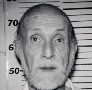 TAL PAI... Darrel Hill (numa foto de 1996)  foi condenado  à morte, em 1980, por matar um homem durante um assalto. Seu pai também era assassino (Foto: AP )