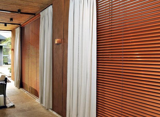 Tudo o que voc precisa saber sobre persianas casa e jardim reportagem - Persianas bambu exterior ...