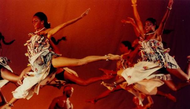 Balé Folclórico da Bahia (Foto: Divulgação)