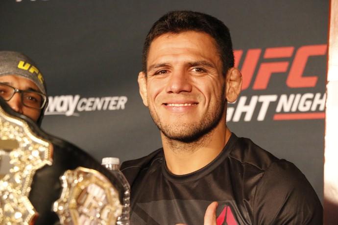 Rafael dos Anjos; UFC Dos Anjos x Cerrone (Foto: Evelyn Rodrigues)