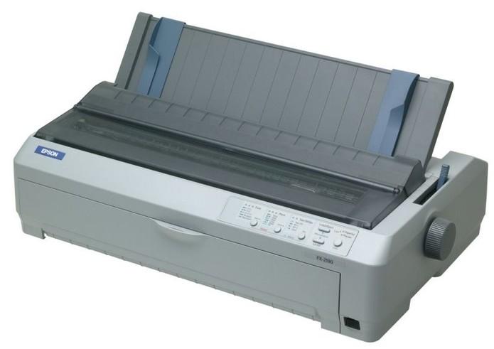 A Impressora matricial funcionava de forma semelhante a uma máquina de escrever antiga (Foto: Reprodução)