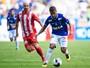 Alisson valoriza concorrência, foca  no Cruzeiro e sonha com Olimpíadas