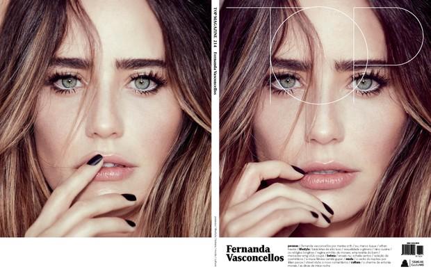 Fernanda Vasconcellos (Foto: Mauricio Nahas / Top Magazine)