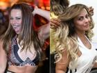 Viviane Araújo muda cor e visual dos cabelos; novo look sai a R$ 12 mil