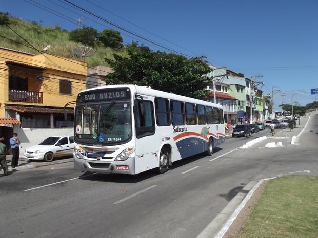acidente em cabo frio (Foto: Heitor Moreira/G1)