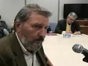 Rafael Angulo Lopez prestou depoimento à Justiça Federal (Foto: Reprodução/RPC)