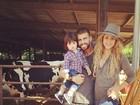É um menino! Pais de Shakira  confirmam sexo do bebê, diz site