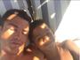 Cristiano Ronaldo posta foto fofa dormindo com o filho: 'Descanso'