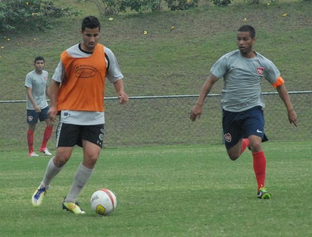 XV de Piracicaba Desportivo Brasil Jogo-treino Copa Paulista (Foto: Eduardo Castellari / XV de Piracicaba)