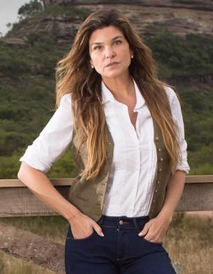 Cristiana Oliveira vertical (Foto: Jorge Bispo)