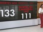 Mortes em presídios do país em 2017 já superam o massacre do Carandiru