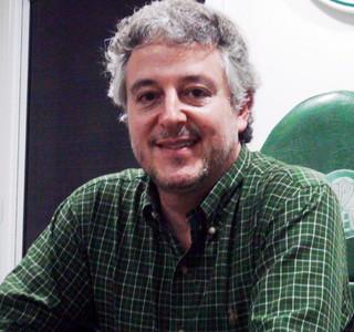 Paulo Nobre Palmeiras  (Foto: Marcelo Hazan)